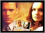 Sarah Wayne Callies, krawat, Prison Break, Wentworth Miller